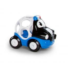 BRIGHT STARTS - Hračka autíčko policejní Jacob Oball Go Grippers 18m+