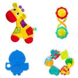 BRIGHT STARTS - Sada hraček Teething Fun 0m+