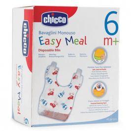Chicco - Jednorázové bryndáčky 40 ks