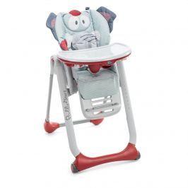 CHICCO - Židle jídelní Polly 2 Start - Baby Elephant