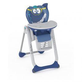 CHICCO - Židle jídelní Polly 2 Start - Shark