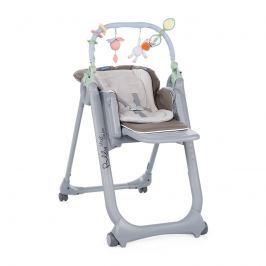 CHICCO - Židle jídelní Polly Magic Relax - Dove Grey