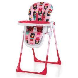 COSATTO - Židle na krmení Noodle 2017 - kokeshi SMILE