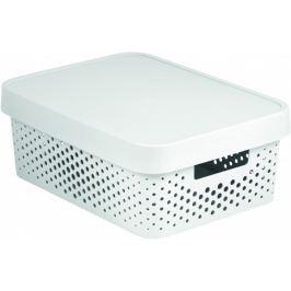 CURVER - Plastový box s víkem 11L