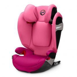 CYBEX - Solution S-fix 15-36 kg Passion Pink 2018