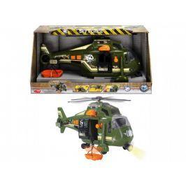 DICKIE - Action Series Mini Vojenský vrtulník 41 cm