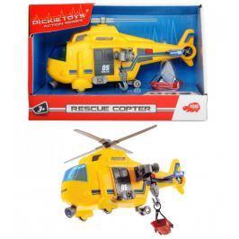 DICKIE - Action Series Mini Vrtulník 18 cm