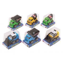 DICKIE - Auto Pracovní Happy Builder 13 Cm, 6 Druhů