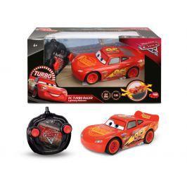 DICKIE - RC Cars 3 Turbo Racer Blesk McQueen 1:24, 17cm, 2kan