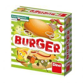 DINO - Burger hra