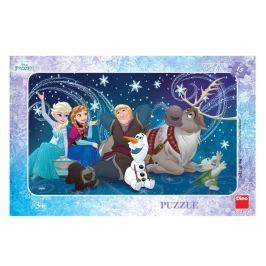 DINO - Frozen: Sněhové Vločky 15D