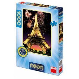 DINO - Noční Eiffelovka 1000D Neon