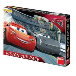 DINOTOYS - Cars 3 Piston Cup Race, Společenská hra