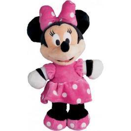 DINOTOYS - Plyšová postavička Minnie růžové šaty 664210