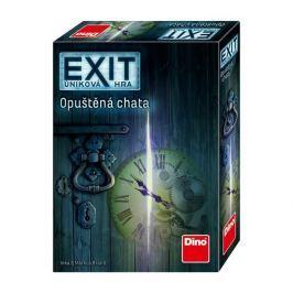 DINOTOYS - Společenská úniková hra Exit Opuštěná chata