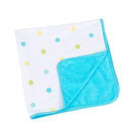 DOOMOO - Baby dream přikrývka - col. Pop Turquoise