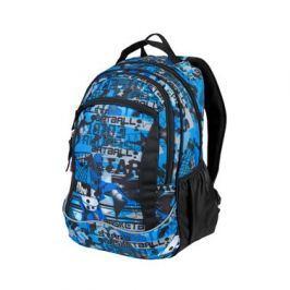EASY - Batoh školní-sportovní - batball - modrý