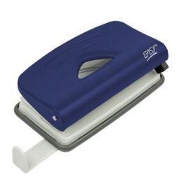 EASY - Děrovačka -1100BL kovová, na 10 listů, modrá