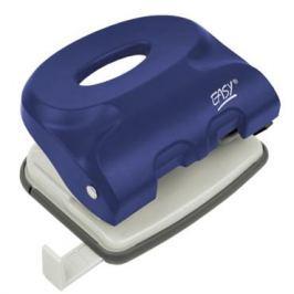 EASY - Děrovačka -2252BL plastová, na 25 listů, modrá