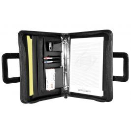 EASY - Portfolio /Guriatti/ SAFE se zipem  A4-B-06  černé