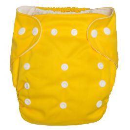 GMINI - Plenkové kalhotky žlutá UNI
