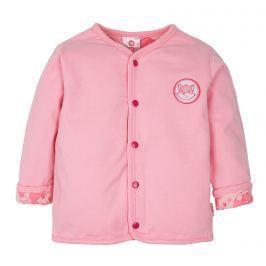 GMINI - PRIMA-kabátek LIŠKA A růžová 068