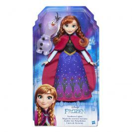 HASBRO - Frozen Panenka Elsa/Anna Se Třpytivými Šatami A Kamarádem Asst.