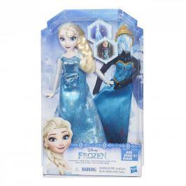 HASBRO - Frozen Panenka S Náhradnýmimi šatami Asst