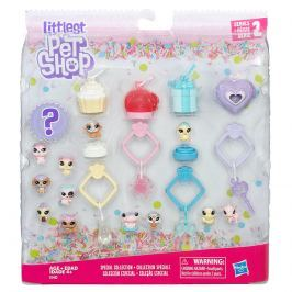 HASBRO - Littlest Pet Shop Frosting Frenzy 13Ks Mini Zvířátek