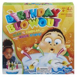 HASBRO - Spoločenská Hra Birthday Blowout