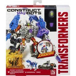 HASBRO - Transfromers 4 Construct Bots se zvířetem A6149