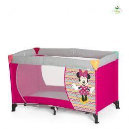 HAUCK - Dětská postýlka Dream N Play - Minnie Geo Pink 2018
