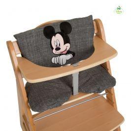 HAUCK - Podložka ke židlím Alpha - Mickey grey 2018