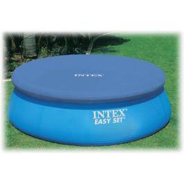 INTEX - krycí plachta na bazén kulatá o průměru 396 cm 28026