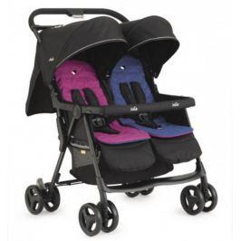 Joie - Sportovní kočárek pro dvojčata Aire Twin pink & blue