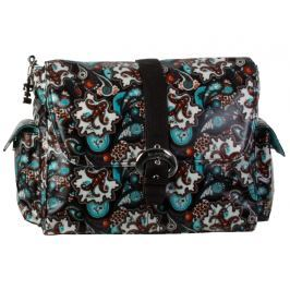 KALENCOM - Přebalovací taška Buckle Bag Safari Paisley