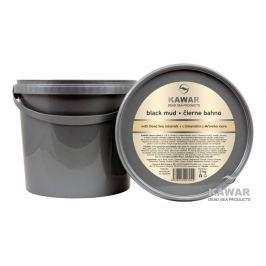 Kawar - Černé bahno s minerály z Mrtvého moře 5 kg