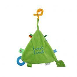 LABEL-LABEL - Hrací deka se skřipcem, zelená