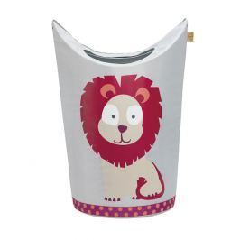 LÄSSIG - Box na prádlo Laundry Bag Wildlife Lion