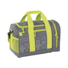 LÄSSIG - Dětská Sportovní Taška Mini Sportsbag About Friends mélange grey