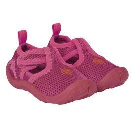 LÄSSIG - Dětské sandály Beach Sandals - berry veľ. 23