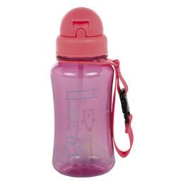 LÄSSIG - Láhev Drinking Bottle About Friends pink