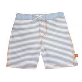 LÄSSIG - Plavky Board Shorts Boys - small stripes od 12 měsíců