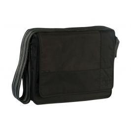 Lässig - Taška na rukojeť Casual Messenger Bag, Patchwork black