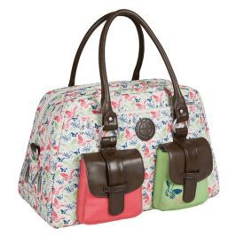 Lässig - Taška na rukojeť Vintage Metro Bag, butterfly spring
