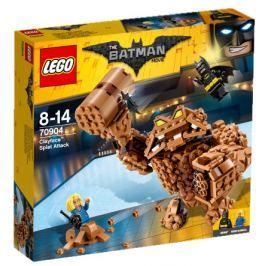 LEGO - Batman Movie 70904 Clayfaceov blátivý útok