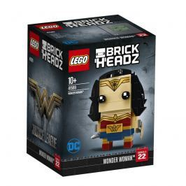 LEGO - BrickHeadz 41599 Wonder Woman ™
