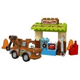LEGO - Burákova garáž