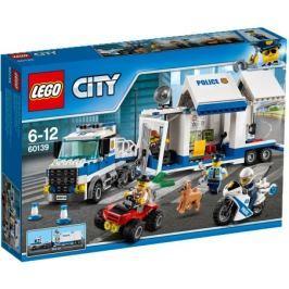 LEGO - City 60139 Mobilní velitelské centrum
