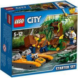 LEGO - City 60157 Džungle - začátečnická sada
